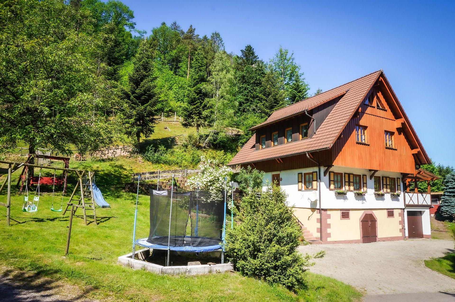 Ferienhaus Wellehof